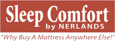 Sleep Comfort by Nerlands Logo
